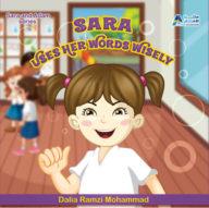 Al-Aman Bookstore - Arabic & Islamic Bookstore in USA - Sara & Adam - Sara Uses Her Words Wisely