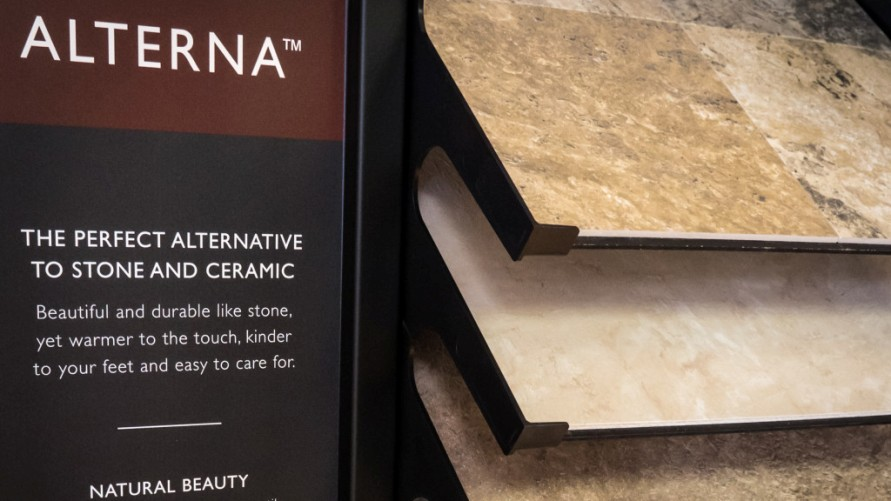 Alterna Flooring Samples - Design Center - Gerome's Kitchen And Bath
