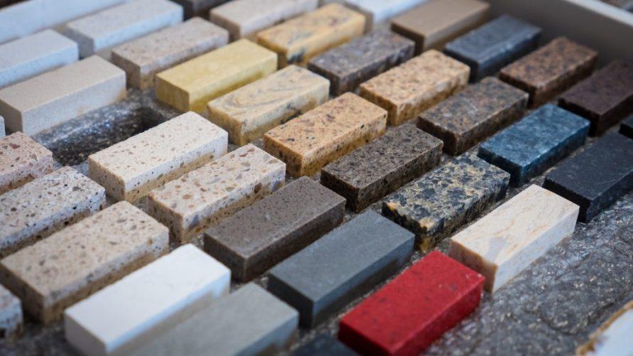 Granite Color Samples - Design Center - Gerome's Kitchen And Bath
