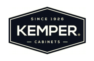 Kemper Cabinets - Logo - 300x196 - Gerome's Kitchen And Bath