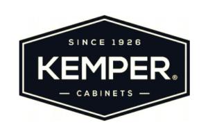 Kemper Cabinets - Logo - 300x196 - Gerome's Kitchen And Bath