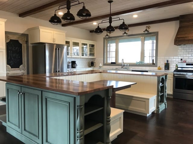 Bertch Cabinetry - Custom Kitchen Cabinets - Gerome's Kitchen And Bath