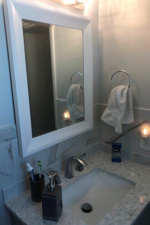 Master Bathroom Vanity - Lyndhurst - Gerome's Kitchen And Bath