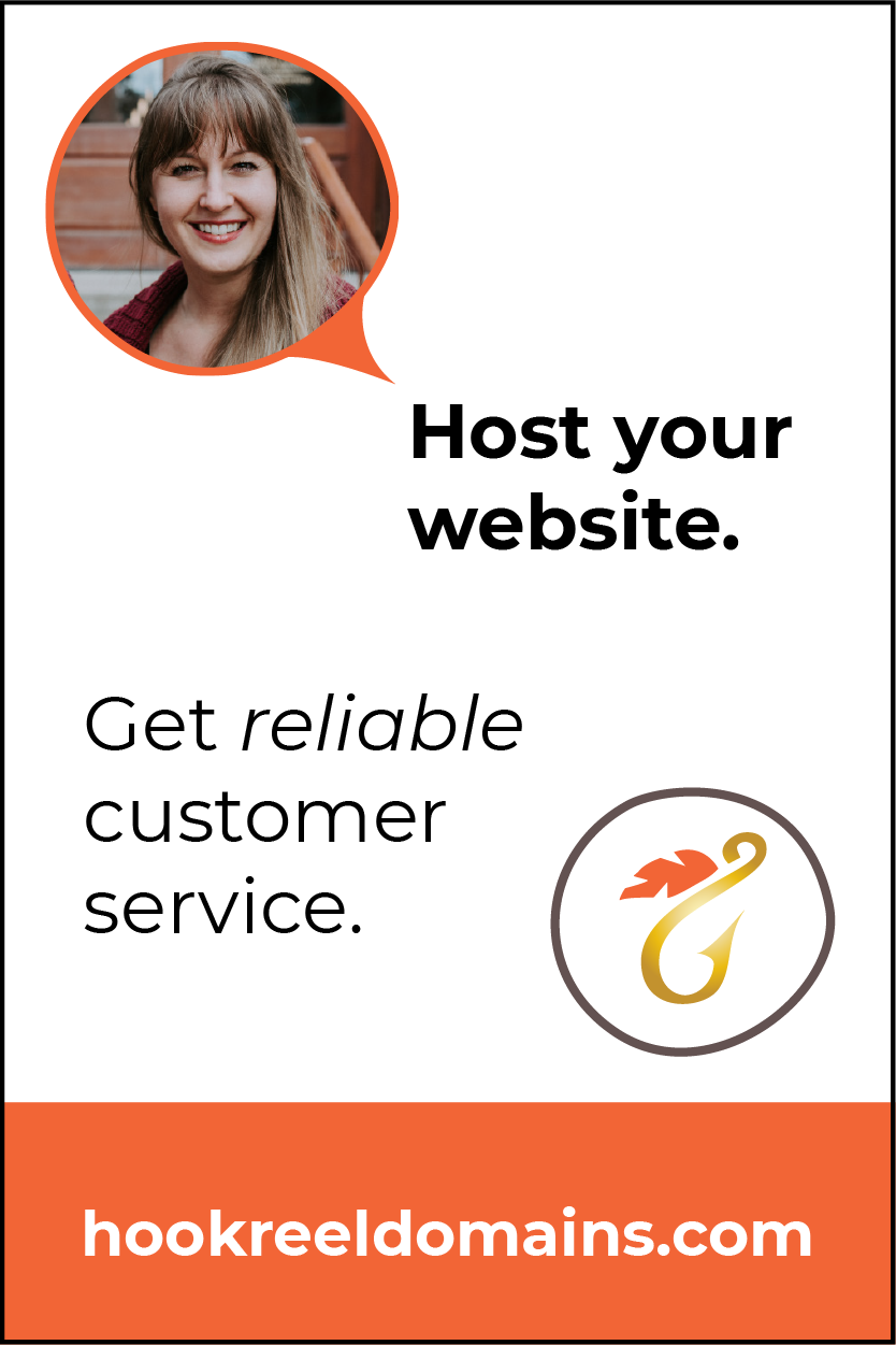 Host your website with Hook & Reel Design.