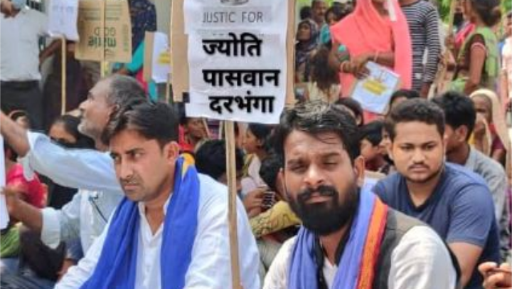 Dalit girl's rape and murder by ex-army personnel; Father says there are attempts to fudge the FIR