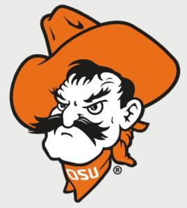 OK State Rangers OSU Pistol Pete Head