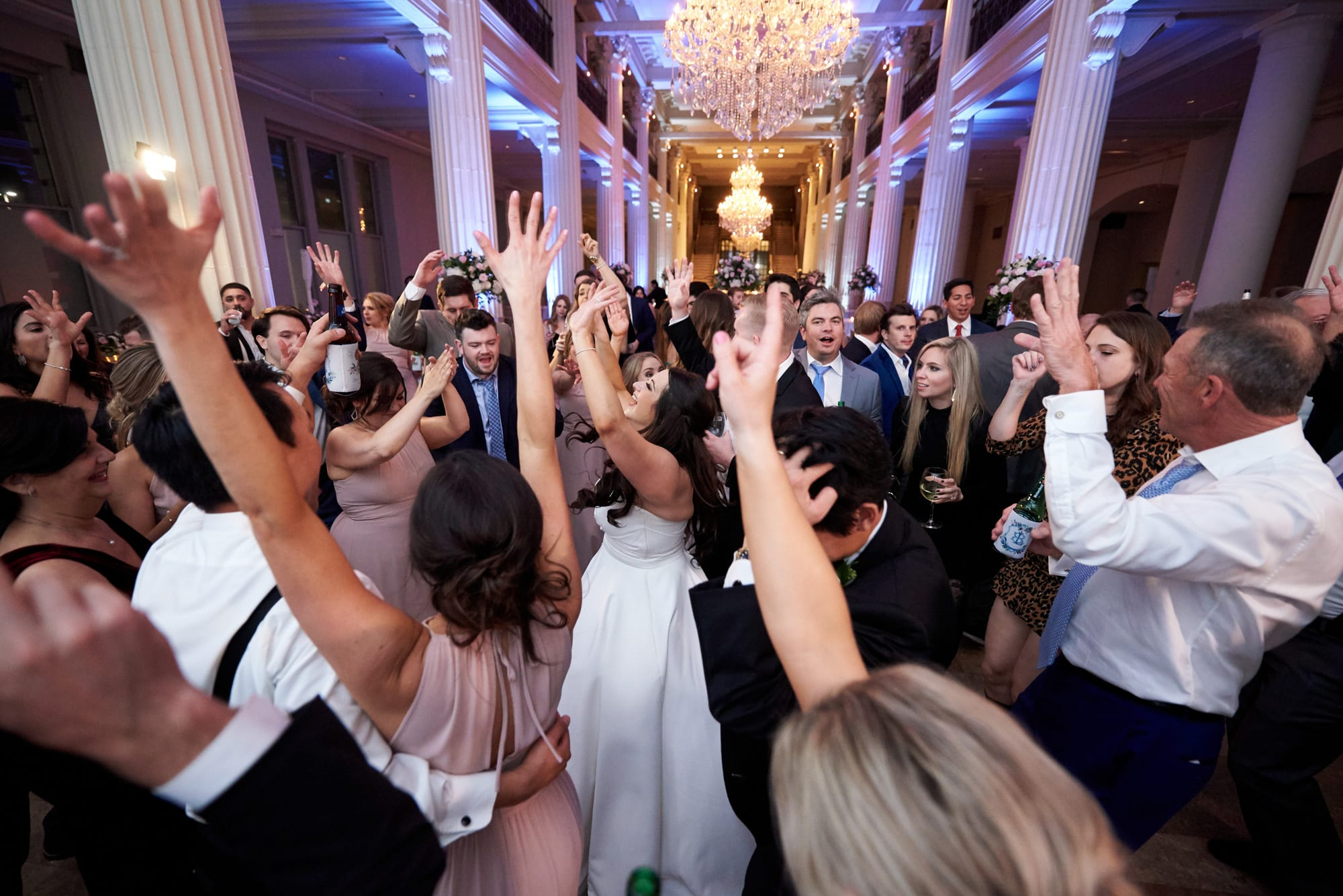 The Right Things to Look for in a Reception Venue by The Knot