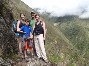 Peru (part 2): The Inca Trail, Machu Picchu & Lima