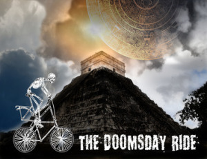 The Doomsday Ride -  Adventure travel with Caren Osten
