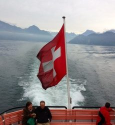 Chocolate, Crosswalks and Close-by Adventure in Lucerne, Switzerland