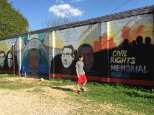 Our Civil Rights Journey to the Deep South