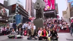 meditation, NYC