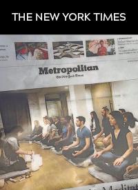 No Texts, Please, We're Meditating