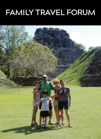 Belize for Family Adventures