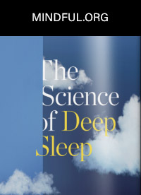 Mindful.org article The Science of Deep Sleep by Caren Osten