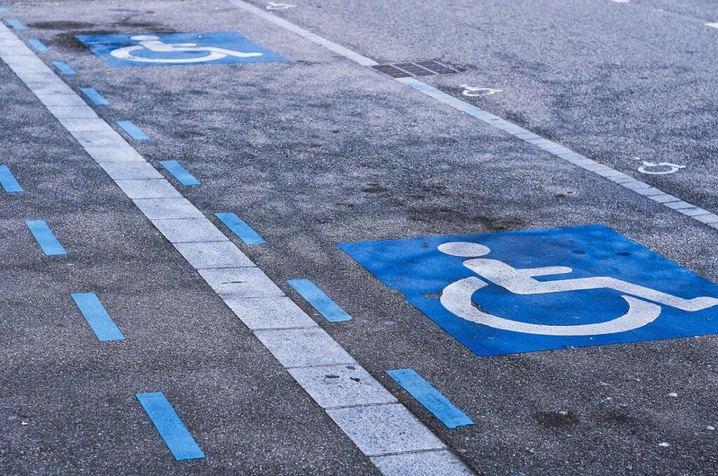 Disabled Parking - handicap parking