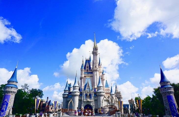 Disabled Parking - Disney World theme park