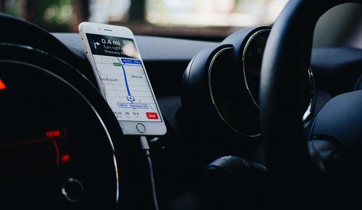 Disabled Parking - GPS