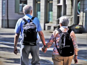 Disabled Parking - senior citizens