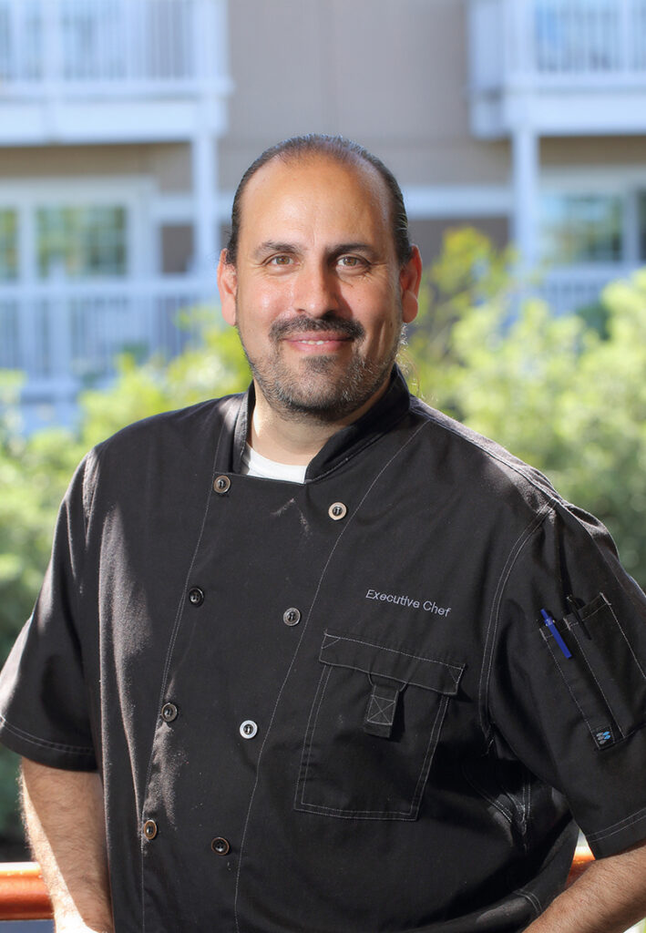 Chef, Richard Crespin, baleen kitchen