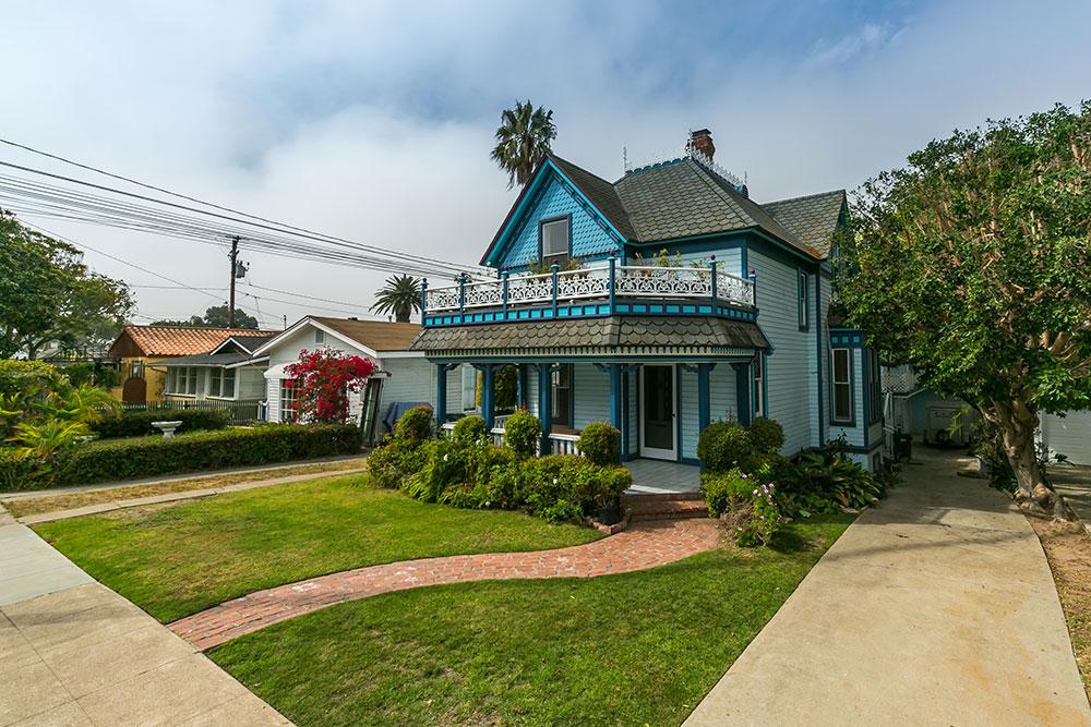The Birthday house, redondo beach