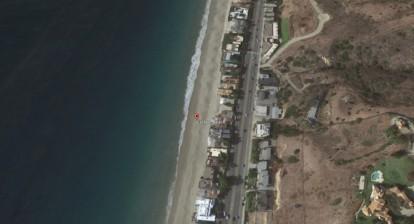 record home sale in Malibu