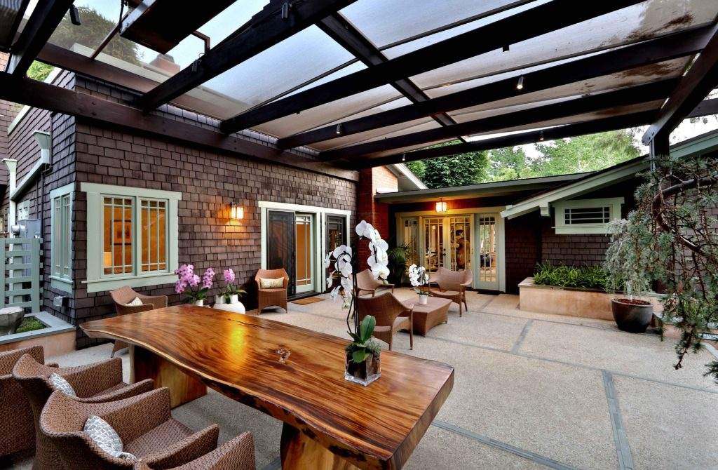 Two-Story Craftsman in Palisades Village_patio