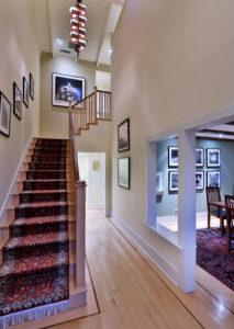Two-Story Craftsman in Palisades Village_stairway