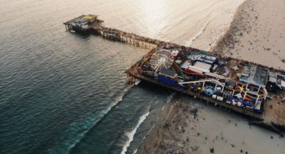 santa monica pier_ home prices