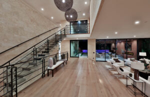 contemporary architecture_living room at 770 Amalfi dr