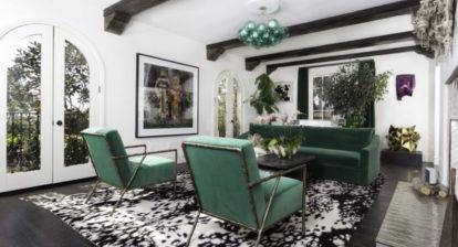 Usher sells Spanish villa above the Sunset Strip