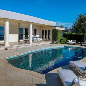 Beverly Hills house of late NBA super-agent Dan Fegan