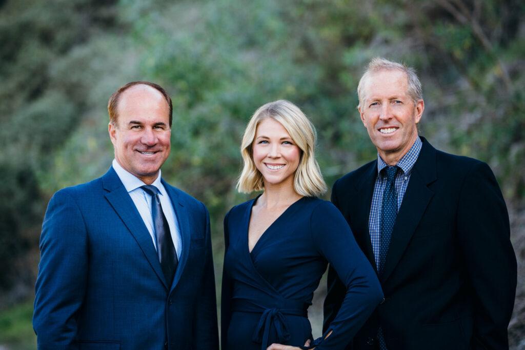 Bill Ruth, Charlie Raine, Carissa Wright - DIGS Market Influencers in Palos Verdes