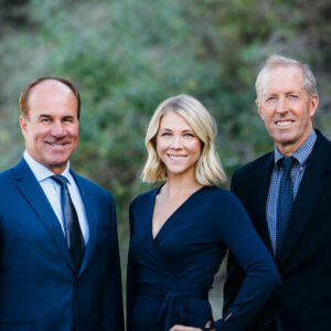 Bill Ruth, Charlie Raine, Carissa Wright - DIGS Market Influencers in Palos Verdes