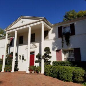 Eva Gabor's Former Los Angeles Home
