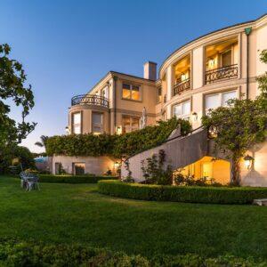 A European-inspired estate