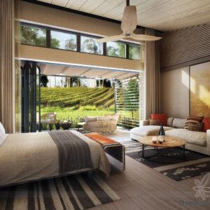 Serene Resorts: Stanly Ranch & Hotel Lanai at Koele