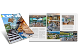 DIGS Advertising Examples - Cover & Feature Story
