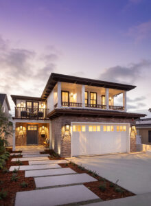 Coastal Home in the Tree Section With Elegance & Fresh-Air Living