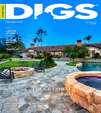 South Bay DIGS Magazine for October 4, 2019