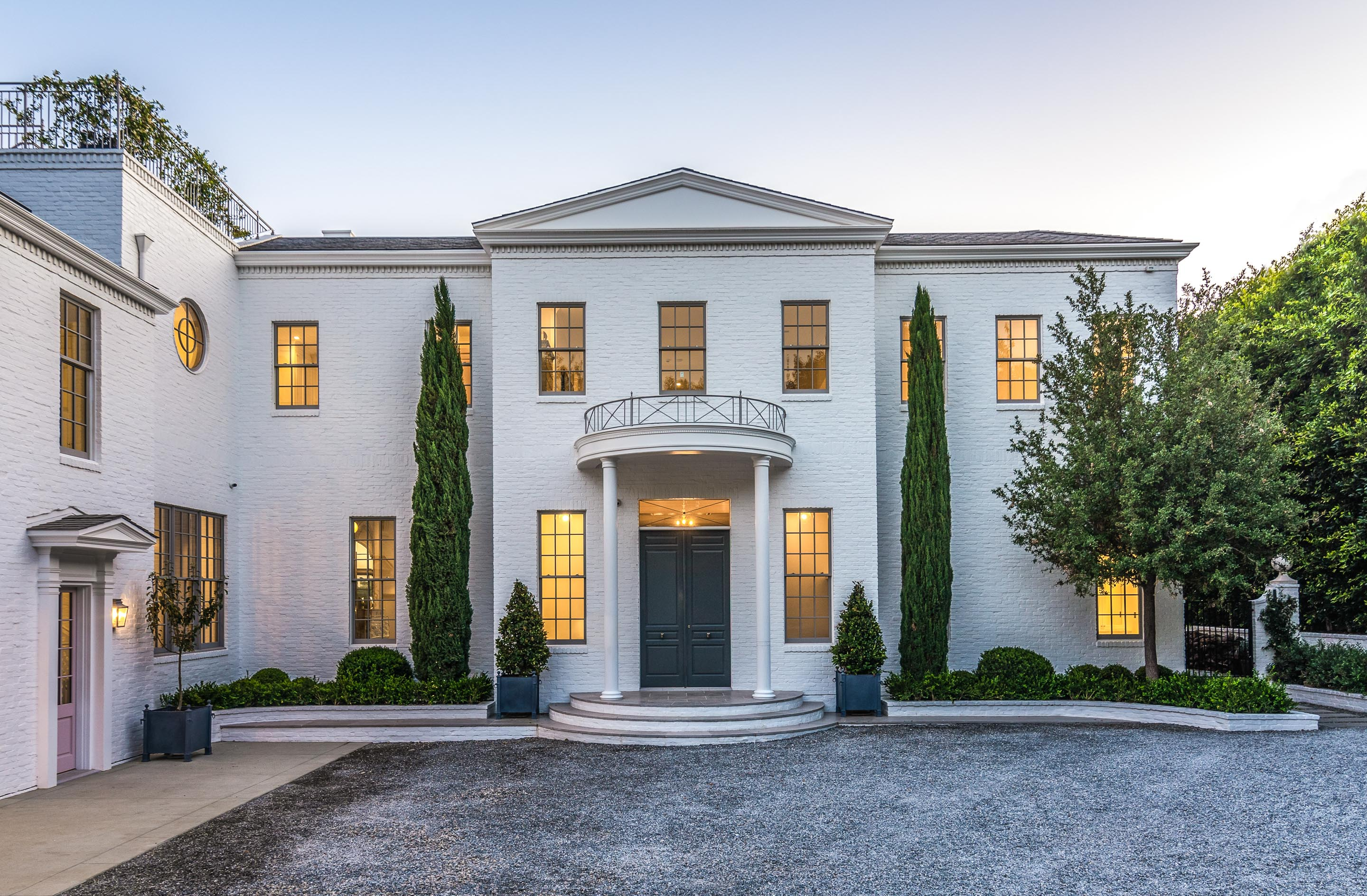 A four-year brentwood project completed this year brings new construction with every detail included−and a Windsor Smith aesthetic−to market.