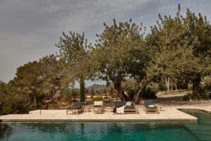 A Peaceful Perspective At La Granja Hotel
