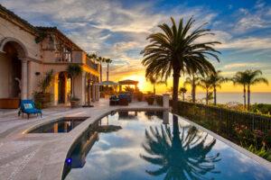 The Palos Verdes Villa Good life