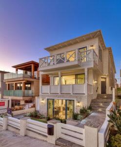 coastal California home malibu