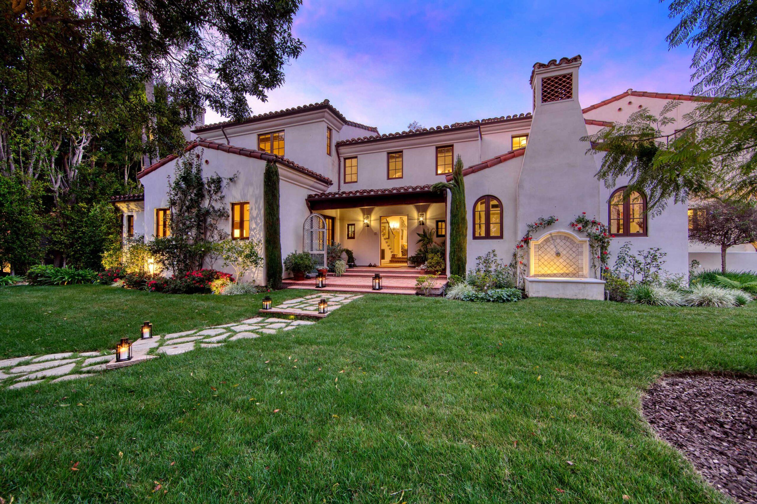 Impeccable Montecito Style Equestrian Estate