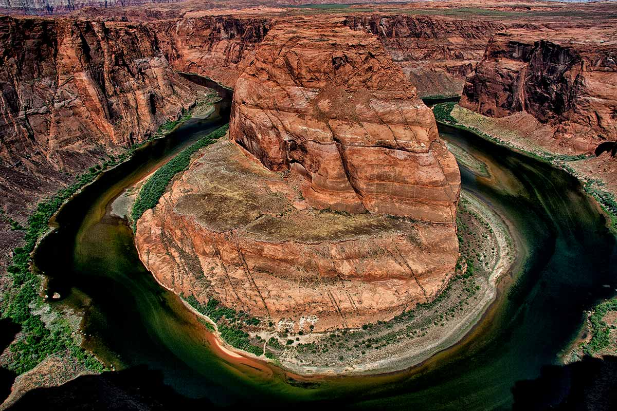 Horseshoe Bend, AZ   IMG_7438-1200