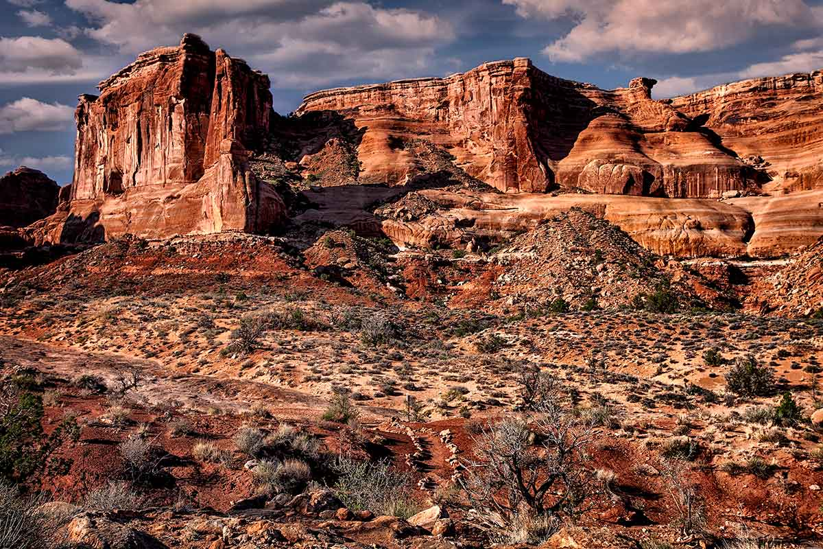 Arches NP    _MG_0523-1200