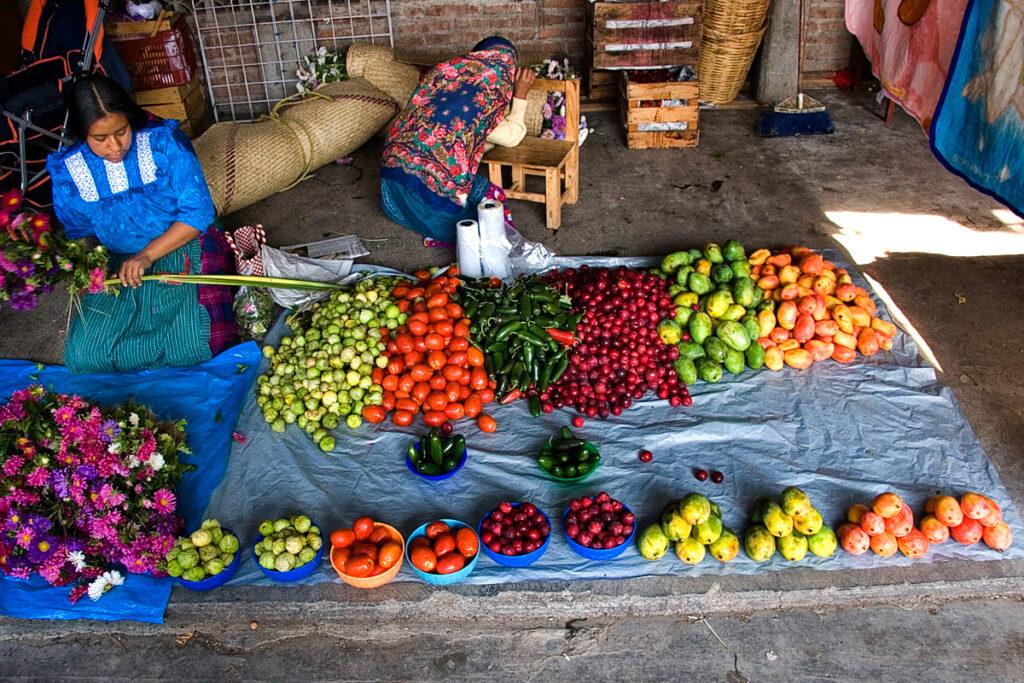 Market in Oaxaca  _MG_1550