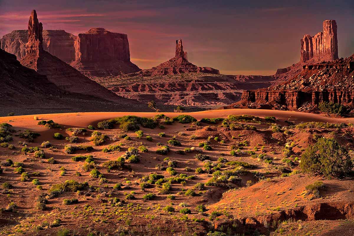 Monument Valley, AZ  _MG_4298-Edit-1200