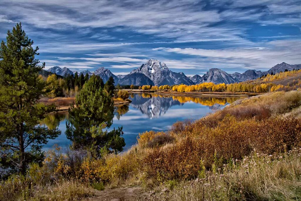 Oxbow Bend - Great Teton NP  _MG_8834–1200